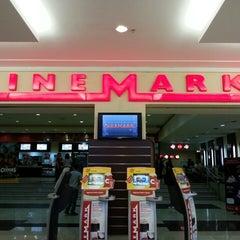 Photo taken at Cinemark by Jefferson M. on 3/29/2013