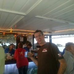 Photo taken at Island Time Cruises Paddlewheel Boat by David H. on 3/29/2013
