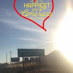 Photo taken at San Luis Obispo, CA by Nouf Y. on 6/30/2015