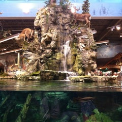 Photo taken at Bass Pro Shops by mark c. on 5/27/2013