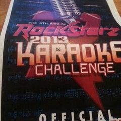 Photo taken at Rockstarz Bar by Nicole T. on 5/21/2013