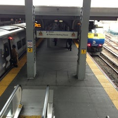 Photo taken at LIRR - Jamaica Station by Sean H. on 3/6/2013