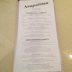 Photo taken at The Neapolitan by Roger M. on 6/23/2013