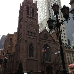 Photo taken at Fifth Avenue Presbyterian Church by Julia P. on 1/15/2013