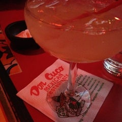 Photo taken at Don Cuco Mexican Restaurant by Robin Smooth M. on 11/11/2012
