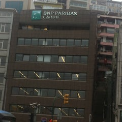 Photo taken at BNP Paribas Cardif by Gökhun Y. on 5/14/2013