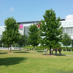 Photo taken at William J. Clinton Presidential Center and Park by Jason C. on 6/23/2013