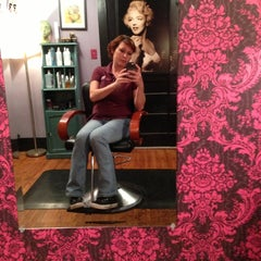 Photo taken at Starlite Beauty Parlor by Cynthia N. on 12/6/2012
