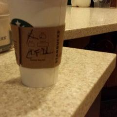 Photo taken at Starbucks by Cynthia N. on 1/9/2014