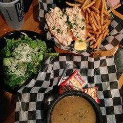 Photo taken at Deep Deuce Grill by Cynthia N. on 2/6/2013