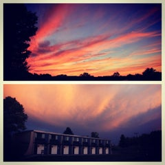 Photo taken at South Campus by Alisa D. on 9/28/2012
