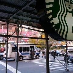 Photo taken at Starbucks by Nacho F. on 11/4/2013