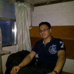 Photo taken at PNR (Naga Station) by Sandy L. on 9/24/2012