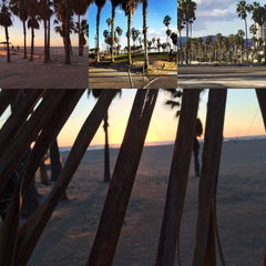 Photo taken at Venice, CA by ayhan t. on 11/11/2015