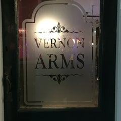 Photo taken at Vernon Arms by Chris O. on 4/22/2016