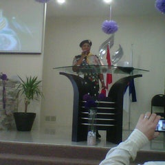 Photo taken at Brazilian Adventist Church by Denis M. on 6/1/2013