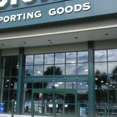 Photo taken at Dick's Sporting Goods by Mariah M. on 1/13/2012
