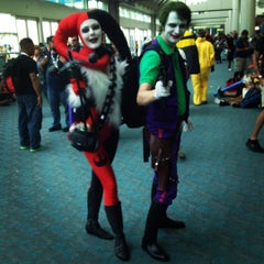 Photo taken at San Diego Comic-Con International 2010 by Ron C. on 7/15/2015