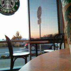 Photo taken at Starbucks by Allen W. on 1/8/2013