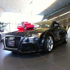 Photo taken at Audi Wilsonville by Scott M. on 12/11/2012