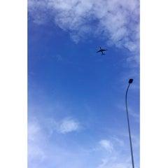 Photo taken at Jalan Tol Lingkar Luar Jakarta Seksi W2 Selatan (JORR W2 S) by Magneta P. on 12/8/2014