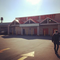 Photo taken at The Home Depot by Benjamin P. on 11/23/2012