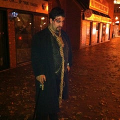 Photo taken at Ghosts and Gravestones Boston by Brooke J. on 10/31/2012