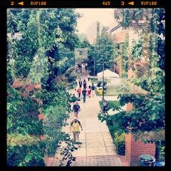 Photo taken at Enterprise Hall - George Mason University by Sean H. on 8/29/2013