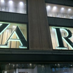 Photo taken at Zara by MaRiNi🌷 A. on 10/3/2012