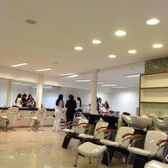 Photo taken at Depil Class Estética by Fatima P. on 3/14/2014