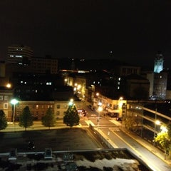 Photo taken at Up On The Roof - PCCC DECK by Roxanne B. on 10/25/2012