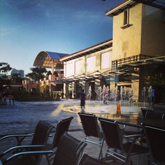 Photo taken at Alabang Town Center by Cyrus L. on 3/31/2013