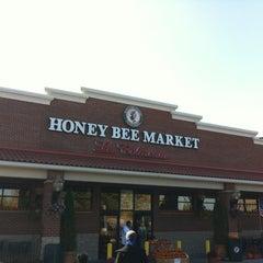 Photo taken at Honey Bee Market - La Colmena by Dan A. on 10/8/2012