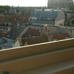 Photo taken at Reims by Natalie D. on 7/22/2015