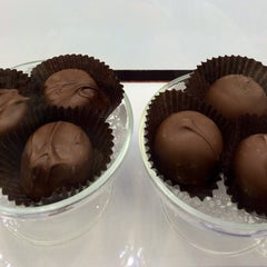 Photo taken at See's Candies by Dress for the Date on 6/11/2014