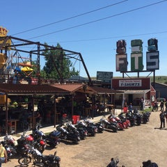 Photo taken at Full Throttle Saloon by S.S. Vape T. on 7/31/2015