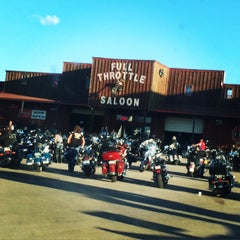Photo taken at Full Throttle Saloon by S.S. Vape T. on 7/29/2015