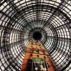 Photo taken at Melbourne Central by Alan D. on 1/11/2013
