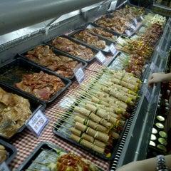 Photo taken at Setiabudi Supermarket by Yohanes A. on 12/31/2012