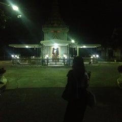 Photo taken at ค่ายภาณุรังษี กรมทหารช่าง by oatt o. on 11/15/2012