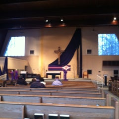 Photo taken at St. Mary's Roman Catholic Church by Peggy L. on 2/16/2013
