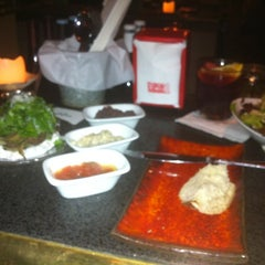 Photo taken at Tapas 1 Haam | טאפאס 1 העם by Florence B. on 12/3/2012