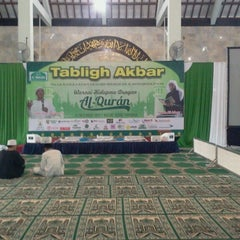 Photo taken at Masjid Agung Sudirman by Ibni F. on 12/13/2014