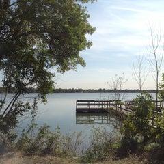 Photo taken at Lake Nokomis Fishing Dock by SemiToxic on 9/25/2012