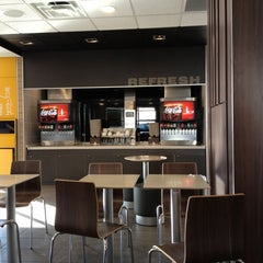 Photo taken at McDonald's by John on 1/22/2013