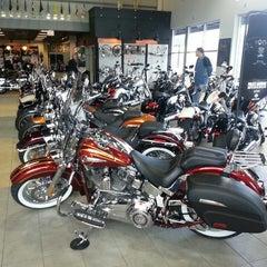 Photo taken at Old Glory Harley-Davidson by Jb B. on 2/25/2014