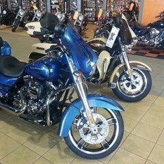 Photo taken at Old Glory Harley-Davidson by Jb B. on 5/3/2014