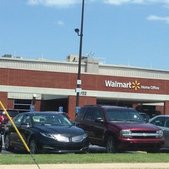 Photo taken at Walmart Home Office by Chris H. on 7/11/2014