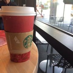Photo taken at Starbucks by Tom M. on 11/6/2013