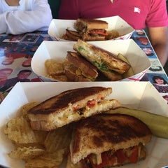 Photo taken at Grilled Cheese Grill by Maina K. on 7/17/2015